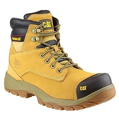 Caterpillar Spiro - Chaussures montantes de sécurité - Homme (40 EUR) (Miel)