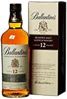 Ballantine's 12year old Scotch Whisky Blended Malt Syrup 0.7Litres by Pernod Ricard Deutschland GmbH