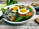 Shileo Low-Carb Konjak Nudeln/Shirataki, kalorienarm, exklusiv getrocknet (225g) - 5