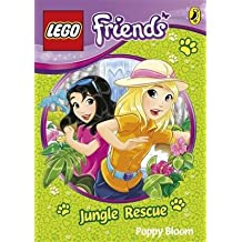 [LEGO Friends: Jungle Rescue] (By: Puffin Books) [published: July, 2014]