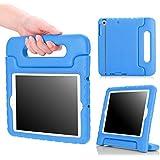 MoKo Funda para iPad Mini 3 / 2 / 1 - Shock Proof Material EVA Lightweight Kids Protector Cover Case con Manija para Apple iPad Mini3 / Mini2 / Mini1 7.9 Pulgadas Tableta, AZUL