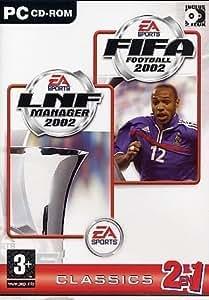 Pack FIFA 2002 + LNF 2002 - Classics
