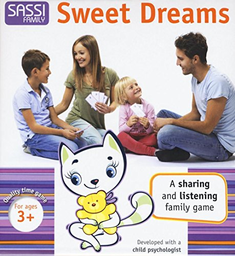 Sweet dreams. A sharing and listening family game. Con 30 carte (Sassi family)