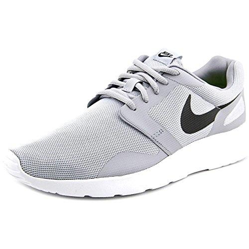 NIKE Kaishi NS Mens Gray Mesh Athletic Lace Up Running Shoes 9.5