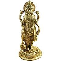 L'arte contemporanea indiana statua - dio Vishnu