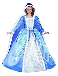 Ciao-Princesa Copo de nieve Disfraz Taglia S (6-8 anni)
