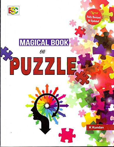 Magical Book on Puzzle BSC Publication 2018 - 2019 Latest Edition