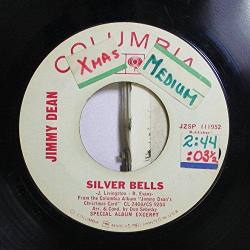 jimmy-dean-45-rpm-silver-bells-silver-bells