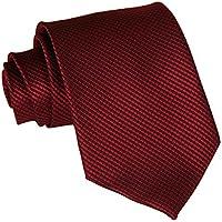 Tangda Casual da uomo a righe cravatta Partito Matrimonio Cravatta Poliestere Cravatta–9strisce disponibile