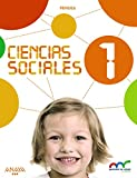 Ciencias Sociales 1. (Aprender es crecer en conexión) - 9788467885620