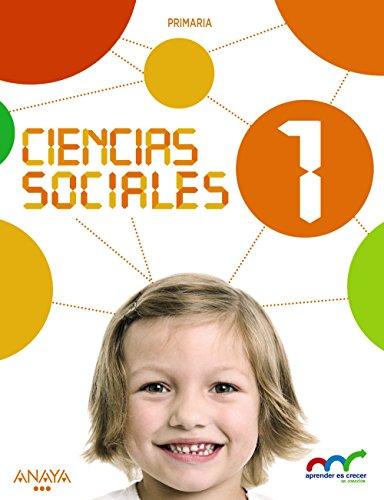 Ciencias Sociales 1. (Aprender es crecer en conexión) - 9788467885620 por Emma Pérez Madorrán