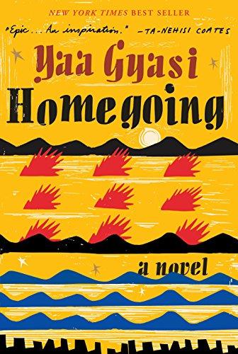 Homegoing por Yaa Gyasi