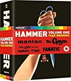 Hammer Volume One: Fear Warning [Blu-ray] [Region A & B & C]
