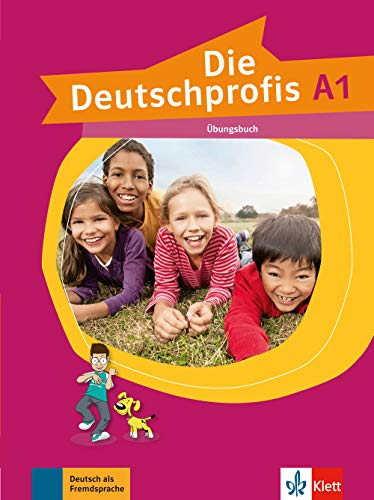 Die deutschprofis a1, libro de ejercicios por Jane Cadwallader