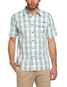Oakley Transfused Woven Chemise homme Island Green L