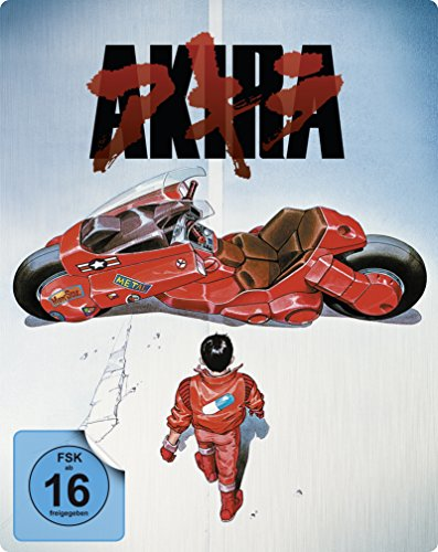 Akira - Steelbook [Blu-ray] -