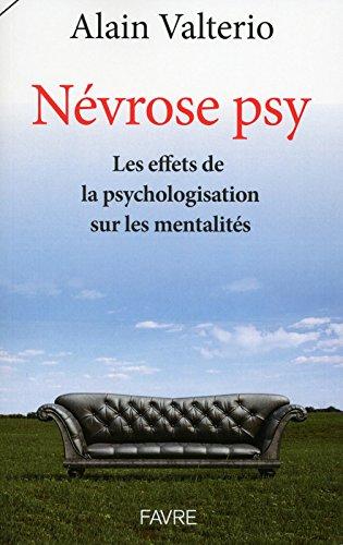 Névrose psy par Alain Valterio