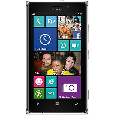 Nokia Lumia-925-WHT - Smartphone libre Windows Phone (pantalla 4.5