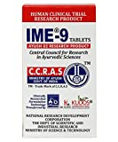 #10: IME-9 Ayurvedic Medicine for Diabetes Pack Of 1 By Adarsh_Medical_Store