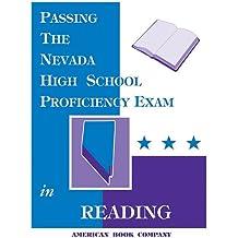 Passing the Nevada High School Proficiency Exam in Reading