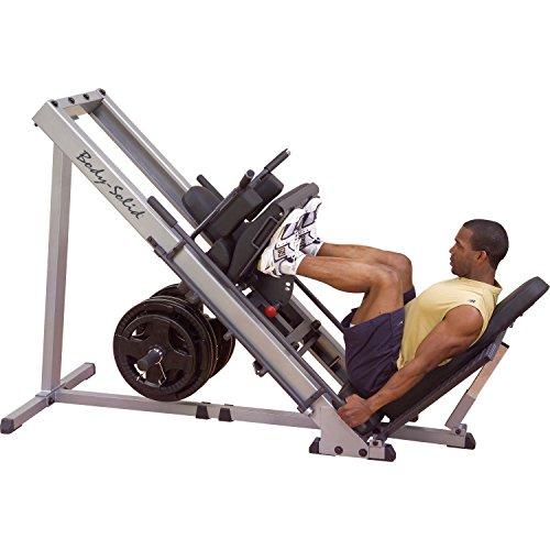 Body-Solid Leg Press/Hack Squat Machine