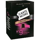Carte noire espresso intense n°9 x10 53g Envoi Rapide Et Soignée ( Prix Par Unité )