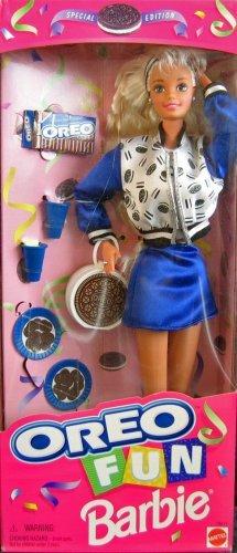 Barbie Oreo Fun Special Edition by Mattel (Oreo-barbie)