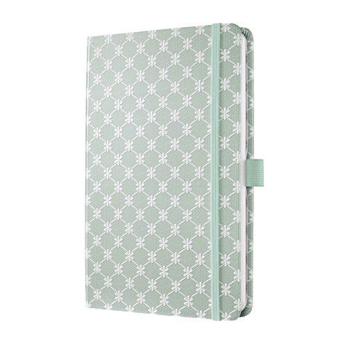 Sigel JN309 Notizbuch Jolie, ca. A5, Design mint - viele Modelle