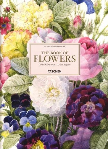 Redoute. The Book of Flowers (Fp) par H. Walter Lack
