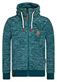 Naketano Male Zipped Jacket Der Gedudelte Woodland Melange, L
