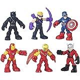 Playskool Heroes Super Hero Adventures Captain America Super Jungle Squad by Playskool