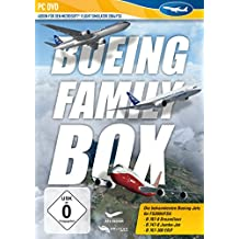 Flight Simulator X - Boeing Family Box (Add-On)
