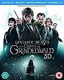 Fantastic Beasts: The Crimes Of Grindelwald (2 Blu-Ray) [Edizione: Regno Unito]