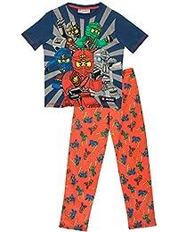 Lego Jungen Lego Ninjago Schlafanzug