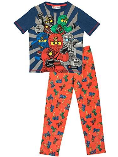 Lego Jungen Lego Ninjago Schlafanzug 122