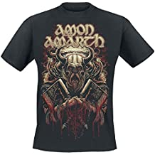 Amon Amarth Viking T-Shirt schwarz