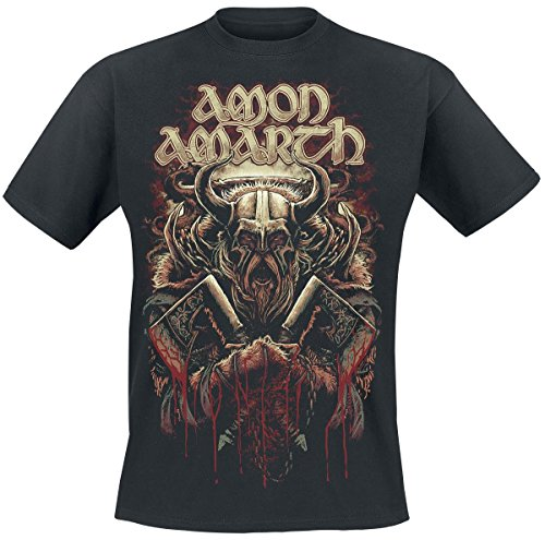 Amon Amarth Viking T-Shirt nero XL