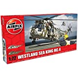Airfix 1:72 Scale Westland Sea King HC.4 Model Kit