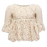 Dolce & Gabbana 5146W Camicia Bimba Ivory Girl t-Shirt [2 years]