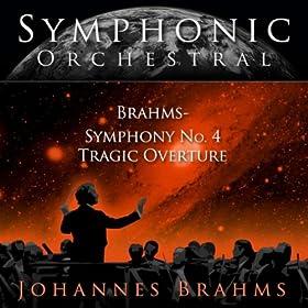 Symphony No. 4 in e minor,Op 98, Allegro energico e passionato