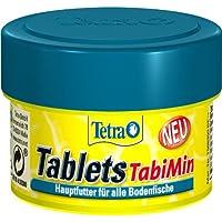 Tetra TabiMin optimale Hauptfutter, abwechslungsreiche Ernährung für bodenfressende und scheue Fische, verschiedene…
