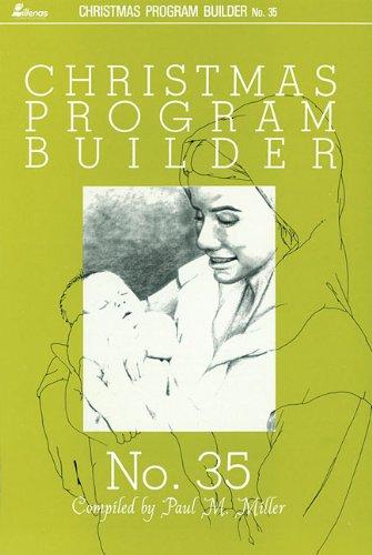 Christmas Program Builder No. 35
