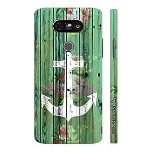 Enthopia Designer Hardshell Case Achor Art Back Cover for LG G5