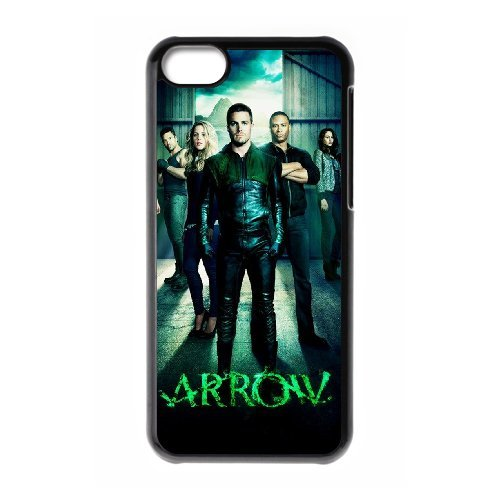 LP-LG Phone Case Of Green Arrow For Iphone 5C [Pattern-6] Pattern-3