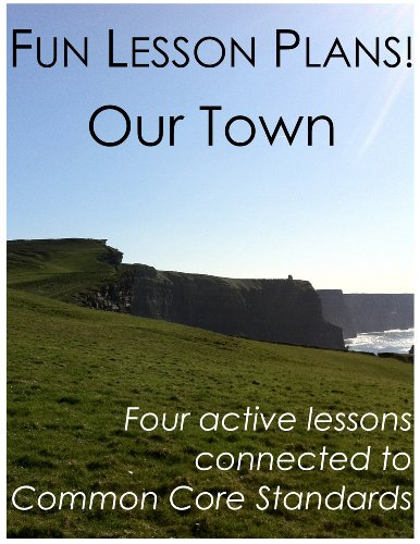Fun Lesson Plans: Our Town (English Edition) (Arts Thorton)