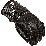 Buffalo Arctic - Motorrad-Handschuhe - dicht - Winter - Leder - Schwarz - M