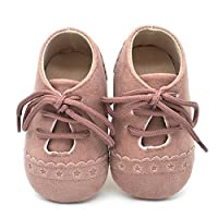 MERICAL Baby Toddler Shoes Sneaker Anti-Slip Soft Sole Lace Up Shoes