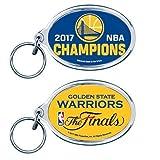 WinCraft Golden State Warriors 2017 NBA Champions Schlüsselanhänger
