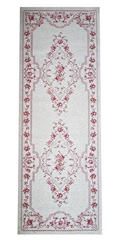 teppich-laufer-classic-vintage-style-rutschfest-und-waschbar-verschiedene-grossen-orientalisch-rose-