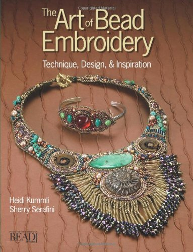 The Art of Bead Embroidery